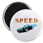 """Speed Cars 2.25"""" Magnet (100 pack)"""