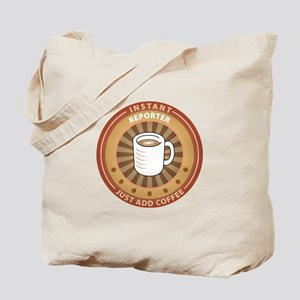 Instant Reporter Tote Bag