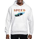 Speed Cars Hooded Sweatshirt