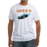 Speed Cars Fitted T-Shirt
