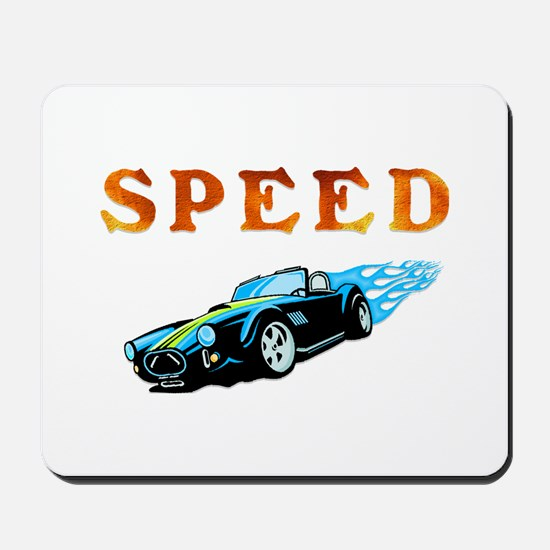 Speed Cars Mousepad