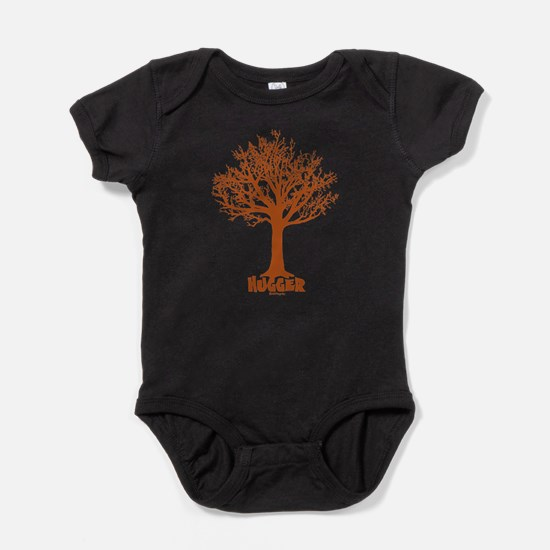 TREE hugger (red) Body Suit