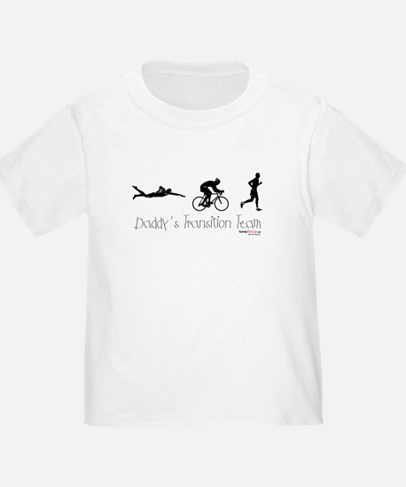 Triathlon Daddy's Transition Team T