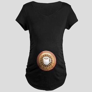 Instant Professor Maternity Dark T-Shirt