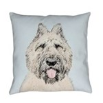 Bouvier des Flandres Everyday Pillow