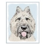 Bouvier des Flandres Small Poster