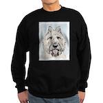 Bouvier des Flandres Sweatshirt (dark)