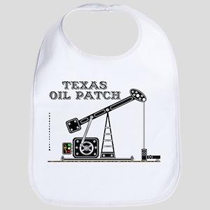 Texas Oil Patch Bib