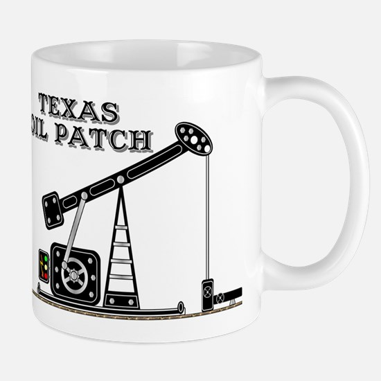 Texas Oil Patch Mug