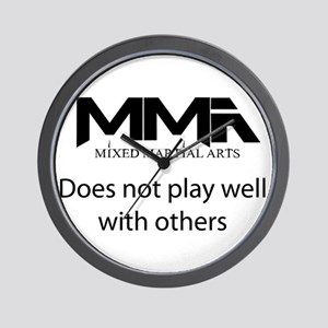 MMA Does Not Play Well With o Wall Clock