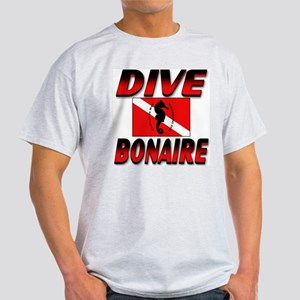 Dive Bonaire (red) Light T-Shirt
