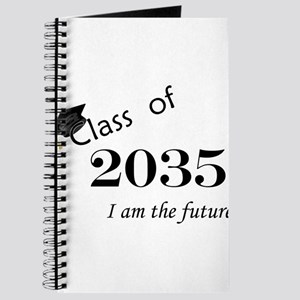 Born In 2017/Class of 2035 Journal
