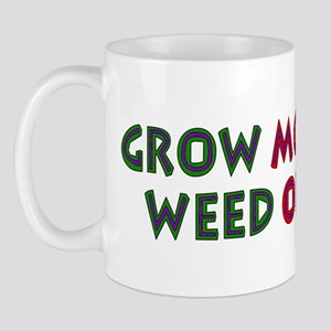 Grow More Love 11 oz Ceramic Mug