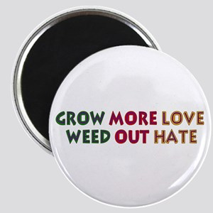 Grow More Love Magnet