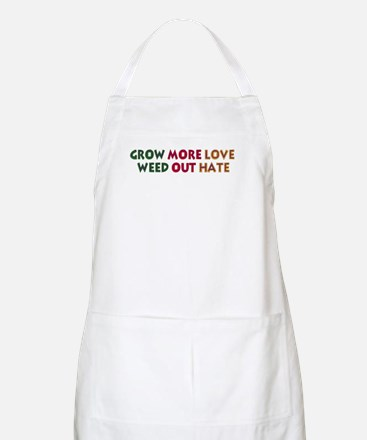 Grow More Love BBQ Apron