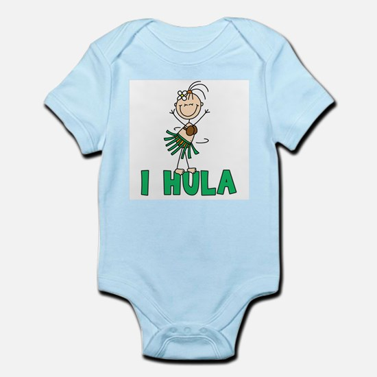 I Hula Infant Bodysuit