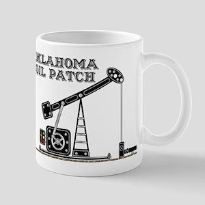 Oklahoma Oil Patch Mug