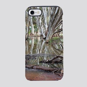 Outback creek reflections 2 iPhone 8/7 Tough Case