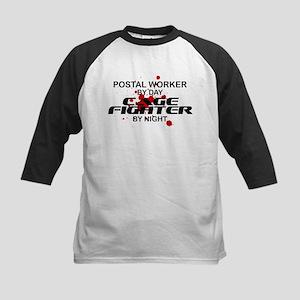 Postal Wrker Cage Fighter by Night Kids Baseball J