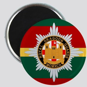 Royal Dragoon Guards Magnet