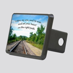 Proverbs 23:19 Hitch Cover