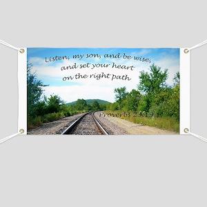 Proverbs 23:19 Banner