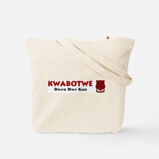 Mfantsipim Kwabotwe Tote Bag