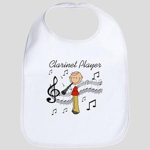 Clarinet Player Bib