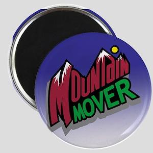 Mountain Mover Faith Magnet