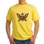Camels Rock Yellow T-Shirt