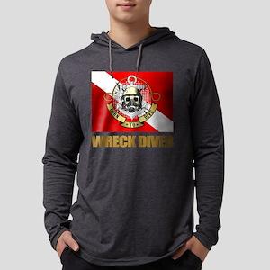 Wreck Diver (BDT) Long Sleeve T-Shirt
