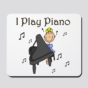 I Play Piano Mousepad