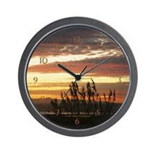 Channel Islands Wall Clock