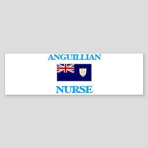 Anguillian Nurse Bumper Sticker