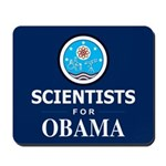 Scientists for Obama Mousepad