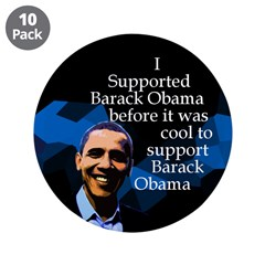 Before it was Cool Obama 3.5