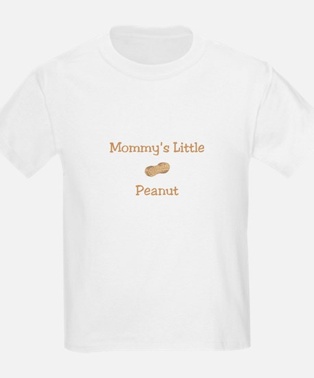 Mommy's Little Peanut T-Shirt