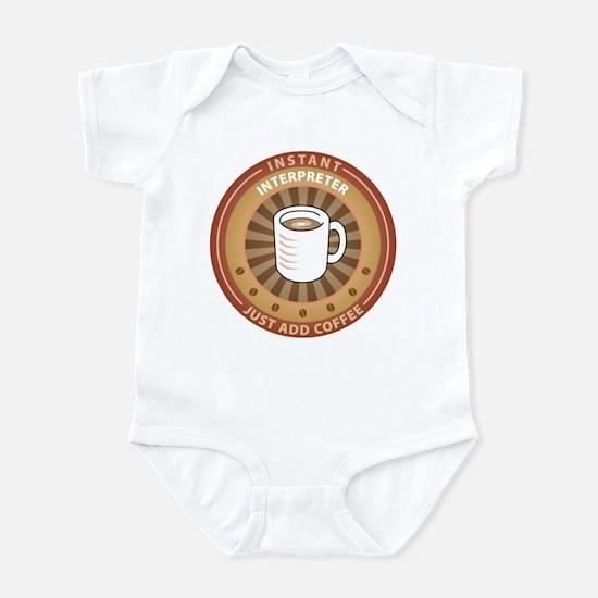 Instant Interpreter Infant Bodysuit