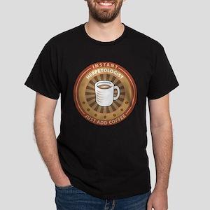 Instant Herpetologist Dark T-Shirt