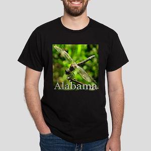 I Love Alabama Dark T-Shirt