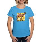Camel Women's Dark T-Shirt