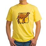 Camel Yellow T-Shirt