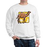Camel Sweatshirt