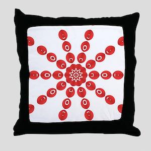 Kalidoscope Throw Pillow