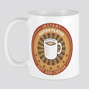 Instant Guitar Player Mug