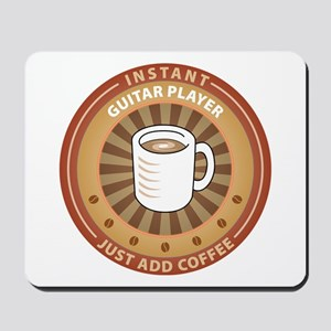 Instant Guitar Player Mousepad