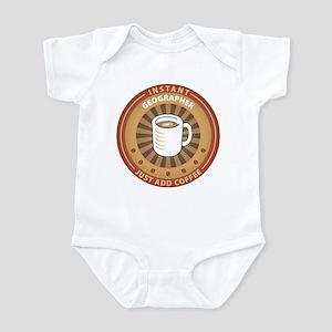 Instant Geographer Infant Bodysuit
