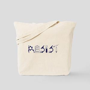 RESIST Political fiction Tote Bag