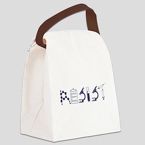 RESIST Political fiction Canvas Lunch Bag