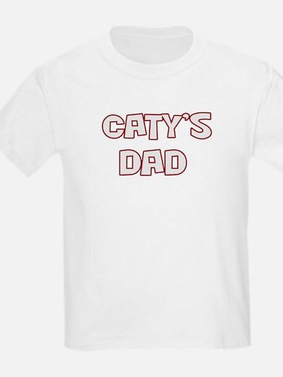 Catys dad T-Shirt